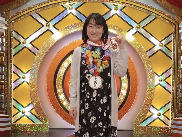 NHK杯輝け!!全日本大失敗選手権大会~みんなが出るテレビ~ADHDの整理収納アドバイザーとして出演し、特別賞をいただきました。